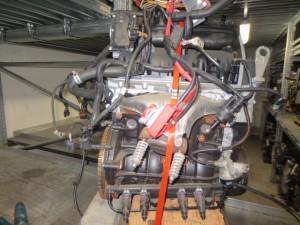 Motore D4FJ7 Da Renault  Twingo del 2010 1150cc.  Usato da autodemolizione