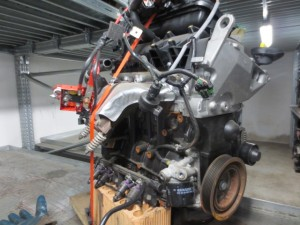Motore D4FJ7 Renault  Twingo del 2010 1150cc.   da autodemolizione