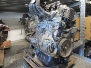 Motore HFX Da Citroen  C2 del 2006 1124cc.  Usato da autodemolizione