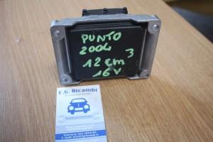 Centralina Motore 0261208029 Fiat  Punto del 2004 1200cc.   da autodemolizione