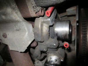 Turbina Garrett GT 14445   5756155 700047  Fiat  Marea del 2002 1910cc.   da autodemolizione