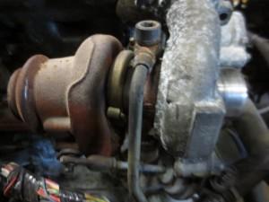 Turbina PSA FOMOCO TD02H2-07TVT-2  9673283680 13050100291  Peugeot  308 del 2013 1560cc. HDI  da autodemolizione