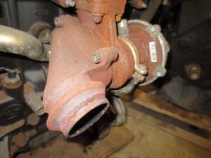 Turbina IHI 9622526980 100231E3 VVP10302 Peugeot  206 del 2003 2000cc.   da autodemolizione
