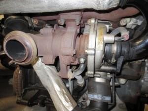 Turbina GARRETT GT15 9645247080 706977 8E1403923F Citroen  Xsara Picasso del 2001 2000cc.   da autodemolizione