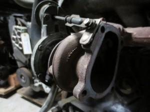 Turbina Garrett GT1544 700108030-7700107795  Renault  Megane del 2000 1870cc.   da autodemolizione