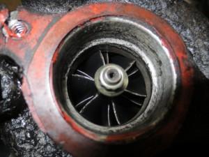 Turbina Garrett VR 48 BC Ford  Escort del 1994 1753cc.   da autodemolizione