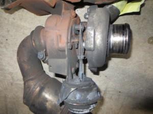 Turbina Garrett  B858 FGP 55196766 755046-2 S/N IGN019471 Fiat  Croma del 2005 1910cc.   da autodemolizione