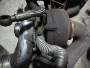 Turbina  Garrett GT1749V 46786079 712766-1 sn EFB7971 Fiat  Marea del 2001 1910cc.   da autodemolizione