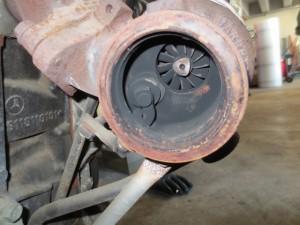 Turbina Garrett GT20 A6110960099  Mercedes-Benz  C 220 del 1999 2151cc. CDI  da autodemolizione