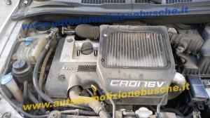 Intercooler Kia  Carens del 2002 1991cc.   da autodemolizione