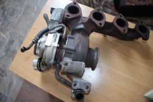 Turbina 49135-05880 Bmw  120 del 2007 2000cc.   da autodemolizione