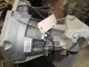Cambio  8A6R 7002 EA 00 T6TB1 241008 000387 RF2N1R-7F096- Ford  Fiesta del 2009 1400cc.   da autodemolizione