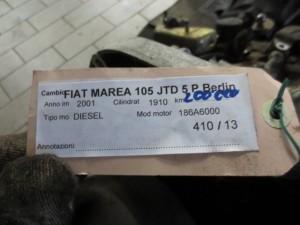 Cambio Fiat  Marea del 2001 1910cc.   da autodemolizione
