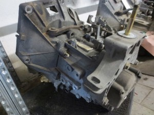 Cambio 18-19-9938619 Fiat  Punto del 2003 1248cc.   da autodemolizione