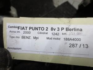 Cambio 71789952 49066-0 31698-06 Z A   Fiat  Punto del 2000 1242cc. 8v  da autodemolizione