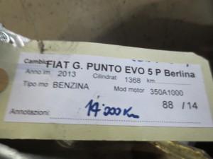 Cambio Fiat  Grande Punto del 2013 1368cc.   da autodemolizione