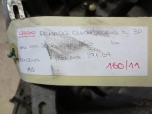 Cambio Renault  Clio del 2006 1150cc.   da autodemolizione