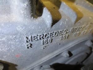 Cambio R16836100021 Mercedes-Benz  A 160 del 1998 1600cc.   da autodemolizione