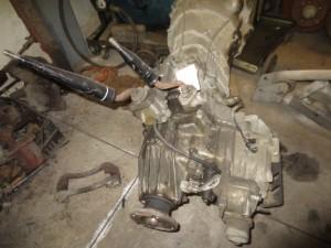 Cambio Opel  Frontera del 2002 2171cc.   da autodemolizione