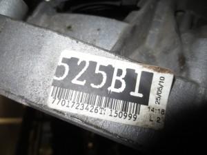Cambio 525B1 7701723426T5150999 JB1-52 150999 Renault  Twingo del 2010 1150cc.   da autodemolizione