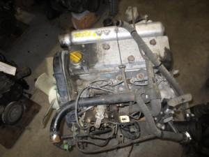 Motore 483 DLTC55 Tata  Pick Up del 2004 1948cc. TD  da autodemolizione