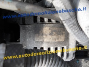 Alternatore VISTEON 2S6T AA Ford  Fiesta del 2003 1399cc.   da autodemolizione