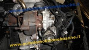 Turbina GARRET GT1749VA HGR 038145702G V550 717658-7 HIFO1 Audi  A4 del 2005 1896cc.   da autodemolizione