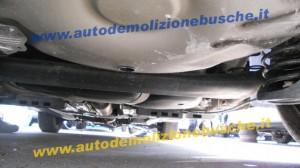 Ponte Posteriore Seat  Ibiza del 2008 1390cc.   da autodemolizione