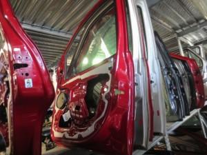 Portiera Anteriore Destra Fiat  Panda ('10) del 2012 da autodemolizione