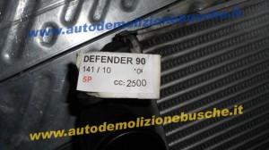 Intercooler Land Rover  Defender del 2006 2500cc.   da autodemolizione
