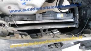 Condensatore Fiat  Punto del 2005 1242cc.   da autodemolizione