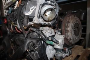 Motore AR37203 Alfa Romeo  147 del 2007 1600cc.   da autodemolizione