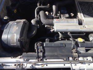 Motore 4m40 Mitsubishi  Pajero del 1998 2800cc.   da autodemolizione