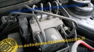 Centralina Abs BOSCH 0265281381 Fiat  Punto del 2005 1242cc.   da autodemolizione