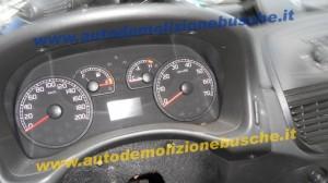 Quadro Strumenti Fiat  Punto del 2005 1242cc.   da autodemolizione
