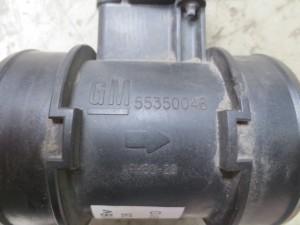 Debimetro Opel  Zafira del 2008 1910cc. CDTi 16v.  da autodemolizione