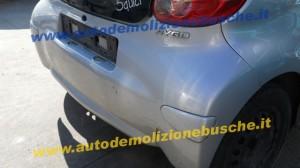 Paraurti Posteriore Toyota  Aygo turbo diesel del 2006 da autodemolizione