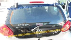 Portellone Toyota  Aygo turbo diesel del 2006 da autodemolizione