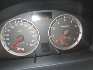 Quadro Strumenti Volvo  V50 del 2006 2521cc.   da autodemolizione