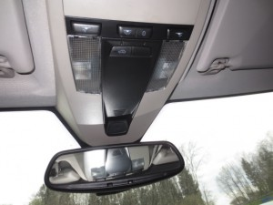 Specchietto Interno Volvo  V50  del 2006 da autodemolizione