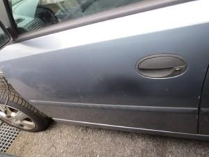 Portiera Anteriore Sinistra Opel  Meriva  del 2005 da autodemolizione