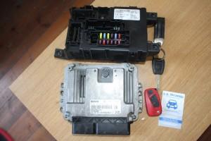 Centralina Motore 0281012899 Fiat  Grande Punto del 2005 1900cc.   da autodemolizione