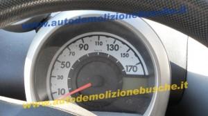 Quadro Strumenti Toyota  Aygo del 2006 1398cc.   da autodemolizione