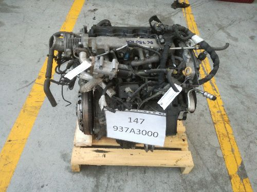 Motore Da Alfa Romeo  147 del 2006 1900cc.  Usato da autodemolizione