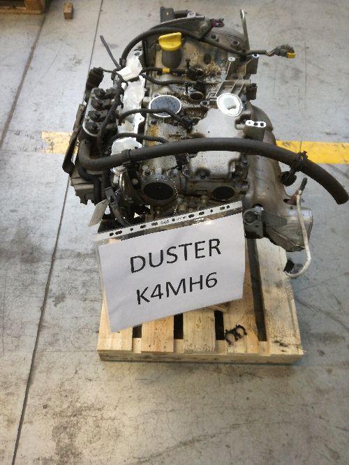 Motore Da Dacia  Duster del 2011 1600cc.  Usato da autodemolizione