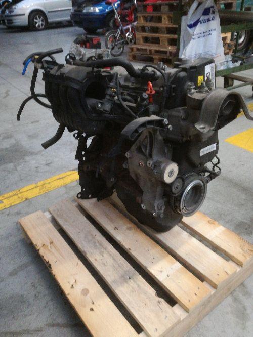 Motore 169A4000 Da Fiat  500 del 2009 1242cc.  Usato da autodemolizione