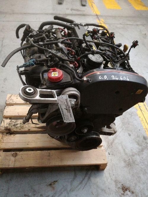 Motore AR37203 Da Alfa Romeo  147 del 2008 1600cc.  Usato da autodemolizione