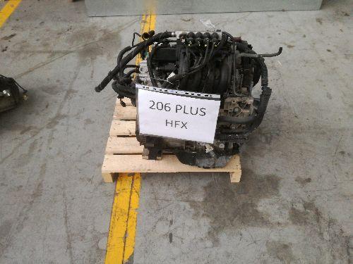 Motore HFX Da Peugeot  206 del 2010 1100cc. 206 plus Usato da autodemolizione