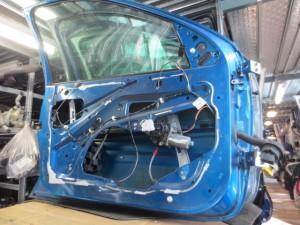 Portiera Anteriore Sinistra Peugeot  206  del 2004 da autodemolizione