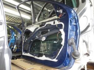 Portiera Anteriore Sinistra Peugeot  206  del 2002 da autodemolizione